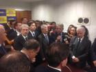 PSDB, DEM, PPS e PSB anunciam apoio a Maia na eleição da Câmara