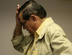Presidente da FPF foi notificado da decisão do STJD (Foto: Marcelo Seabra/O Liberal)