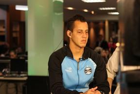 Rodriguinho, meia-atacante do Grêmio