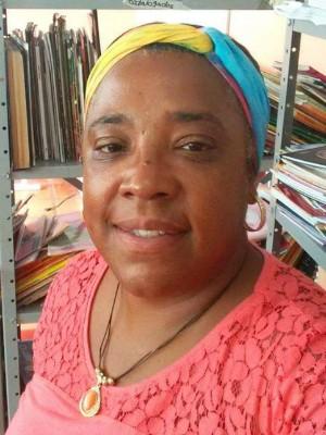 Professora Tânia Cristina de Carvalho, de 53 anos (Foto: Tânia Cristina de Carvalho/Arquivo pessoal)