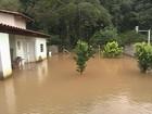 Cidade de Juatuba, na Grande BH, fica alagada novamente