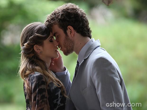Será a a volta de Sofidney? (Foto: Carol Caminha / TV Globo)