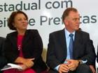 Governo federal está 'empenhado em compensar' o ES, diz ministra