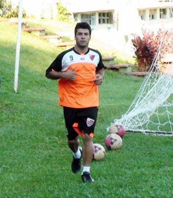 Marcinho Beija-Flor treina pelo Oeste (Foto: Divulgação/Oeste)