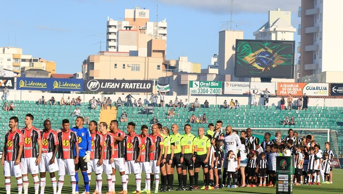 Figueirense x Joinville (Foto: Luiz Henrique/Figueirense FC)