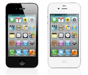 Imagens do iPhone 4S, publicadas em site da Apple antes de lan&#231;amento (Foto: Reprodu&#231;&#227;o)