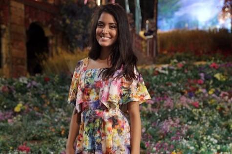 Letícia Almeida (Foto: TV Globo)