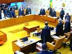 STF condena réus do mensalão no maior julgamento da história do país
