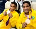 Secada em Bolt, sucesso e desapego à Rio 2016: irmãos Falcão pós-Londres
