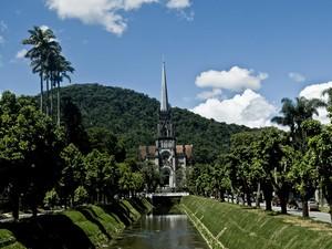 Catedral de Petrópolis (Foto: Isabela Kassow/Secretaria de Estado de Cultura do Rio de Janeiro)