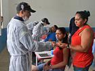 Navio-hospital chega em Cruzeiro do Sul e inicia atendimentos a ribeirinhos