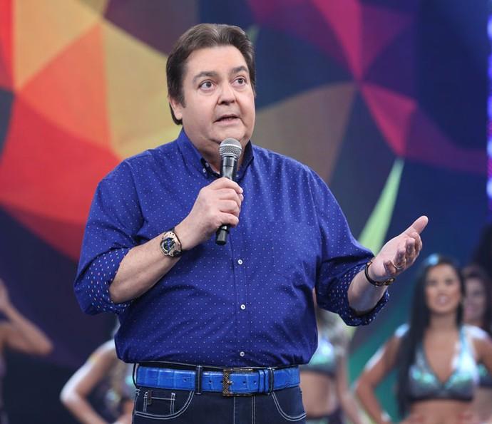 Faustão (Foto: Carol Caminha/Gshow)