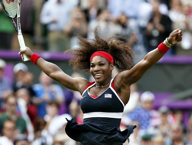 Serena atropela Sharapova e fatura o ouro olímpico