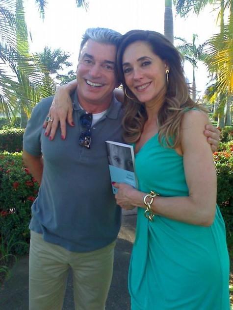 """(Foto: Edney Silvestre com Christiane Torloni, que vai estrelar a peça dele """"Boa noite a todos"""", com direção de José Possi Neto/ Foto: Divulgação)"""