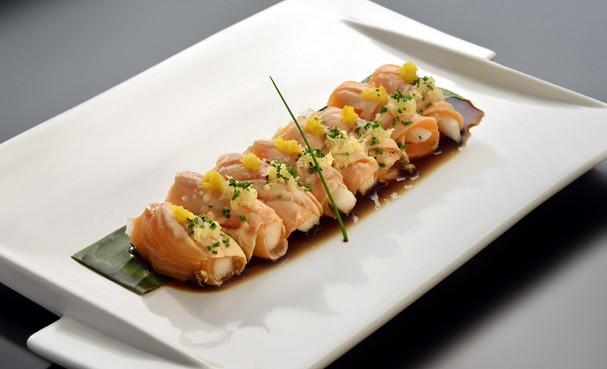 Sashimi New Style (Foto: Divulgação)