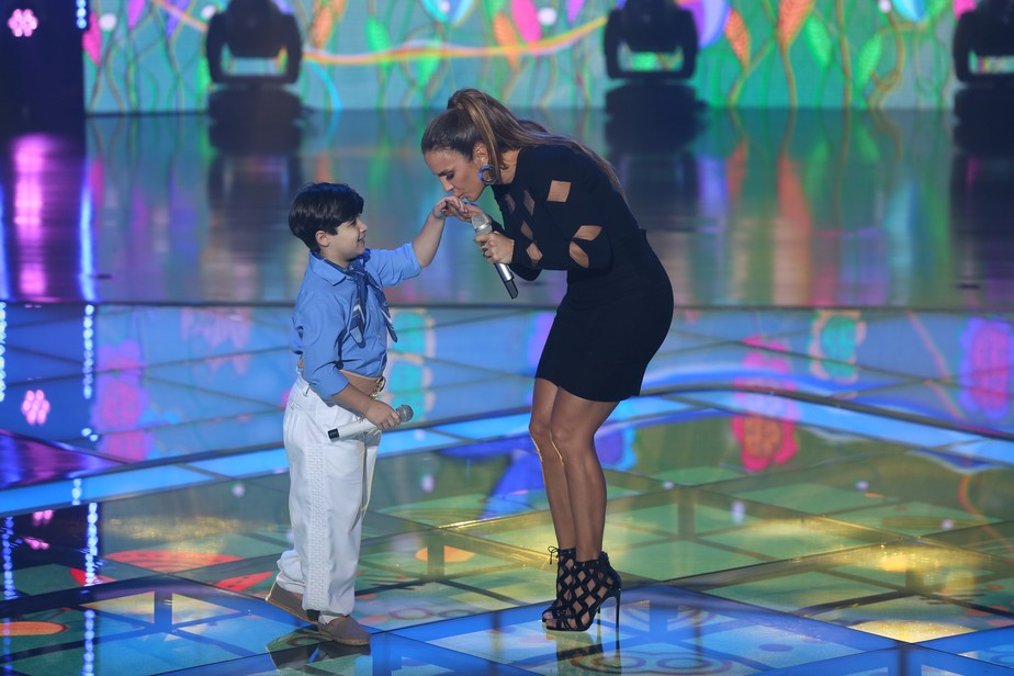 Thomas Machado é o campeão da segunda temporada do 'The Voice Kids'