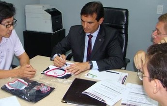 Pensando explorar mercado asiático,  Corinthians-AL fecha nova parceria