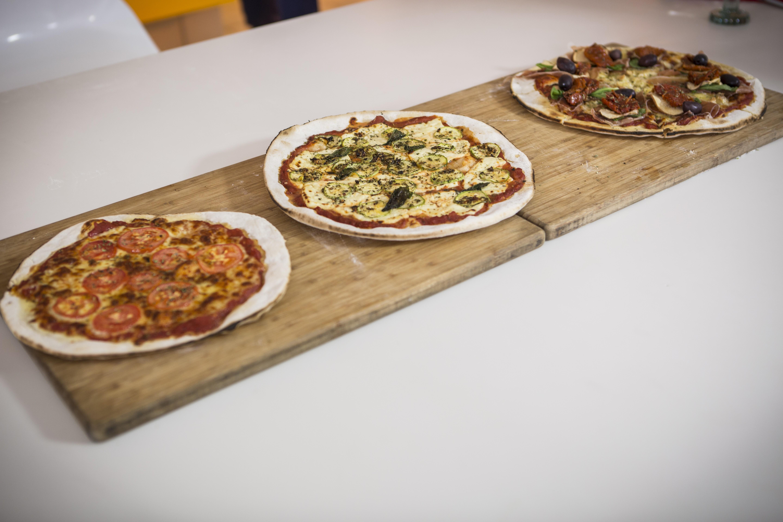 Pizzas do Gabriel Godoy