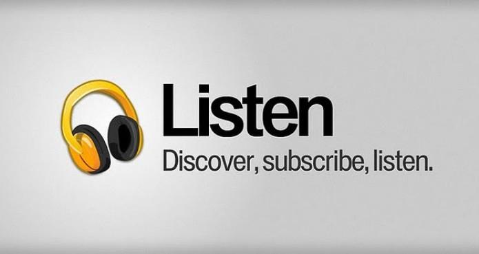 Google Listen foi outro serviço encerrado pelo Google (Foto: Divulgação)