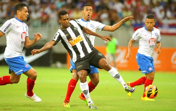 Jô Bahia e Atlético-mg (Foto: Edson Ruiz / Agência Estado)