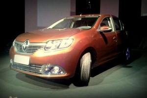 Renault Logan é apresentado em São Paulo (Foto: Leandro Alvares)