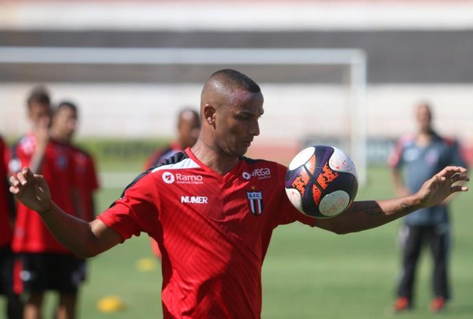 Filipe Botafogo-SP (Foto: Rogério Moroti / Agência Botafogo)