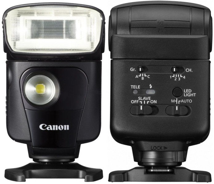 Flash Canon Speedlite 320 EX (Foto: Flash Canon Speedlite 320 EX)