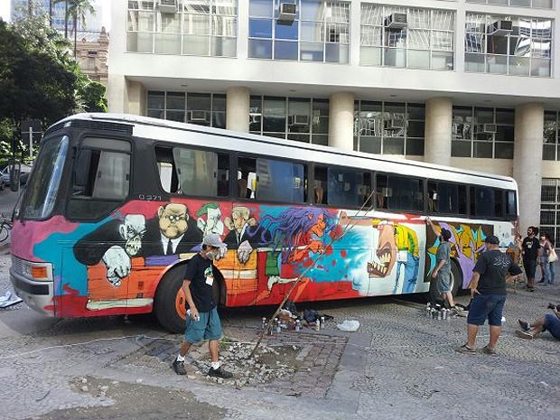 Pimp my carroça2 (Foto: Thiago Benicchio/Arquivo pessoal)
