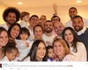Atletas da região celebram chegada do Ano Novo nas redes sociais