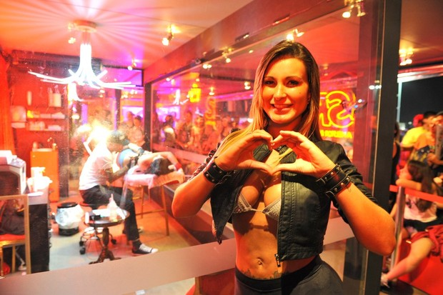 Andressa Urach (Foto: Bia Alves / AgNews)