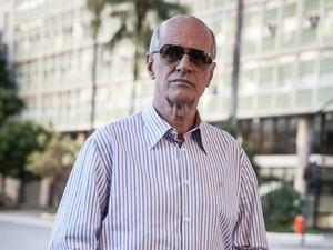 Marcos Caruso como Feliciano (Foto: Globo)