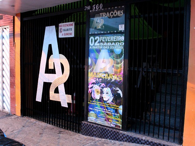 Prefeitura diz que boate A2 foi interditada, mas gerente nega (Foto: Marcos Dantas/G1 AM)
