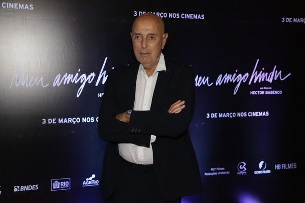 Hector Babenco (Foto: Felipe Assumpção/Agnews)