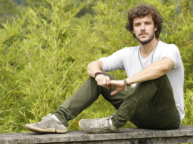 Pedro é do tipo irresistível (Foto: Felipe Monteiro/Gshow)