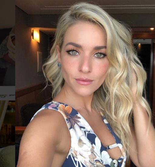 Monique Alfradique  (Foto: Reprodução Instagram)
