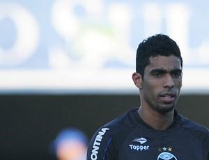 Vilson, zagueiro do Grêmio (Foto: Lucas Uebel/Divulgação, Grêmio)