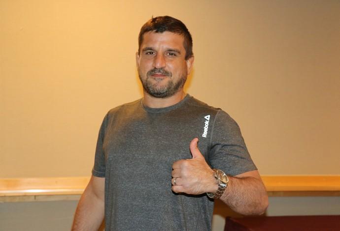 Jair Lourenço; Kimura; Nova União; UFC (Foto: Evelyn Rodrigues)
