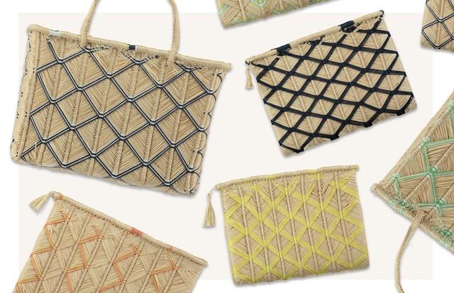 Bolsas do recém-lançado projeto Akras (Foto: Arte Vogue Online)