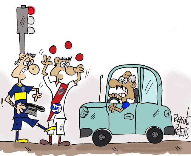 BLOG: Crise no futebol argentino...