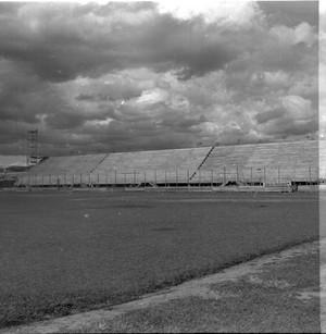Estádio Juca Ribeiro em Uberlândia (Foto: Arquivo Público de Uberlândia)