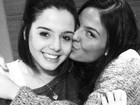 Giovanna Lancellotti posta foto com Isis Valverde: 'Irmã de coração'