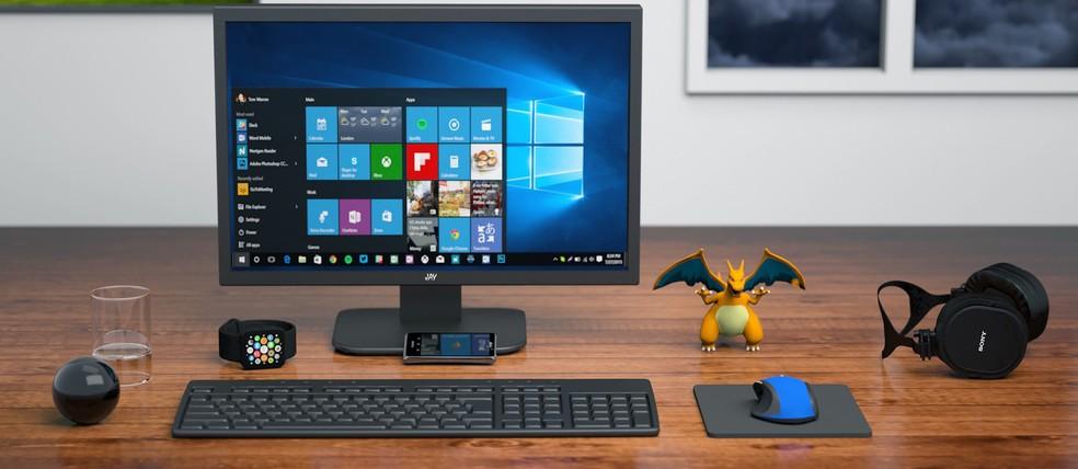 Como instalar o Windows 10 sem uma conta Microsoft (Foto: Divulgação/Microsoft)