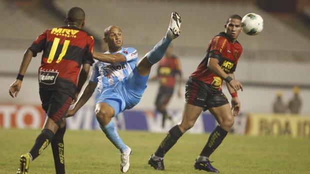 Papão venceu o Leão por 4 a 1 pela Copa do Brasil 2012 (Foto: Tarso Sarraf/O Liberal)