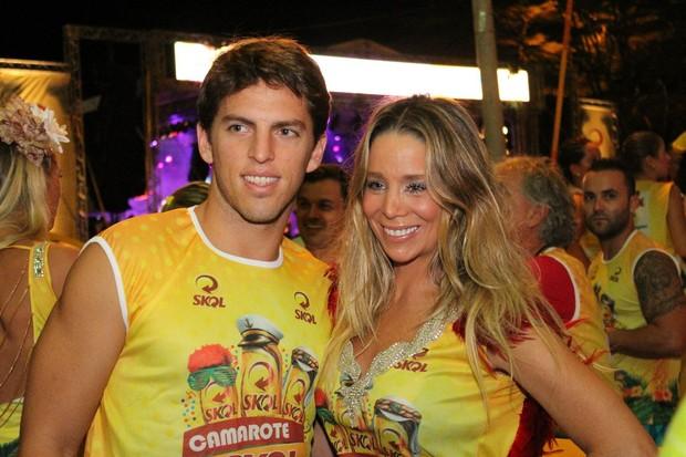 Amaury Nunes e Danielle Winitis (Foto: Divulgação)