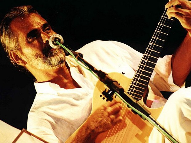 Durante 25 anos, o cantor tocou em barzinhos das cidades do Rio de Janeiro e São Paulo (Foto: Divulgação/Prefeitura de Campos)