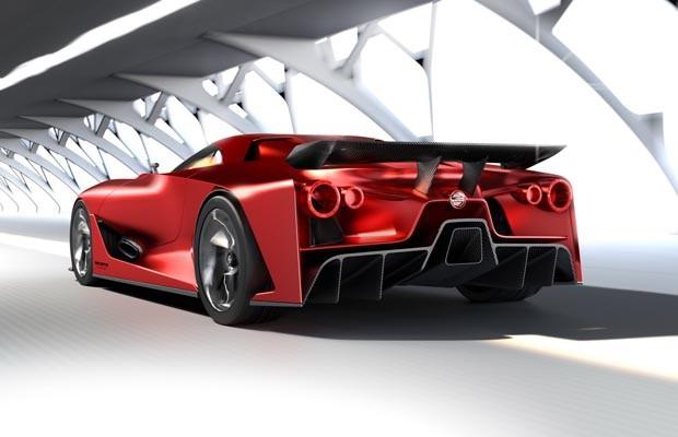 Nissan 2020 Vision para o Grant Turismo 6 (Foto: Divulgação)