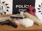 Preso suspeito de usar máscara do Homem Aranha em assaltos no RS
