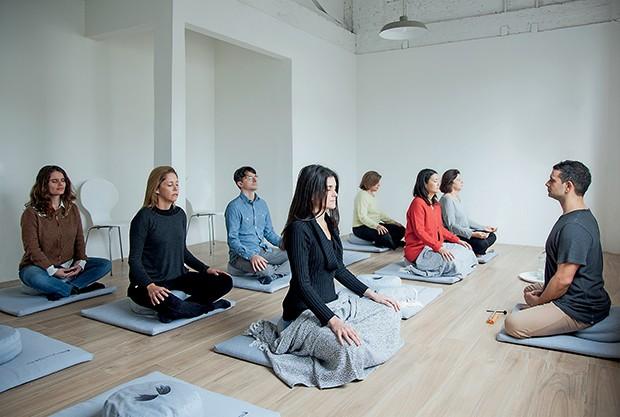 Meditação (Foto: Divulgação)