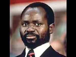 Samora Machel (Foto: Divulgação/Governo Moçambique)