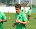 Neto Berola se reapresenta ao Coritiba, mas não tem retorno imediato